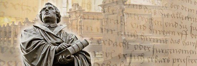 Mit Martin Luther eng verbunden