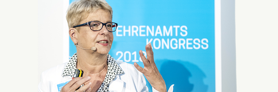 Ehrenamtskongress 2018 in Nürnberg